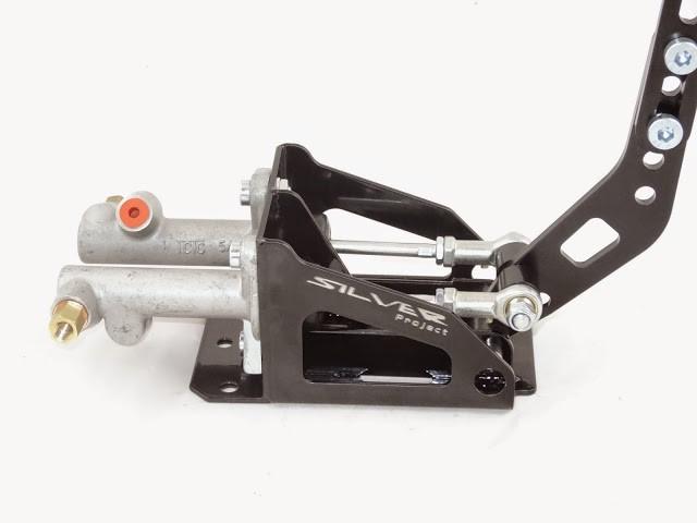 Hydrauliczny hamulec ręczny pion poziom 2 POMPY - GRUBYGARAGE - Sklep Tuningowy